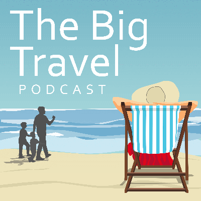 The Big Travel Podcast: Exploring Life-Stories Through Travel.   Taking you on a journey of discovery, with a wonderfully diverse selection of characters, The Big Travel Podcast explores life-stories in travel; from childhoods with little money for much more than camping holidays to fabulous tales of exotic climes and incredible adventures.   Politicians, Paralympians, famous faces from TV, radio, music, stage and screen, SAS soldiers, adventurers and ordinary people taking extraordinary journeys tell their story of life through travel, and through this, The Big Travel Podcast finds out what it is about travel that inspires us, that makes us laugh, love, cry and sometimes cringe yet above all keep travelling.   The Big Travel Podcast is hosted by Lisa Francesca Nand, travel journalist, presenter, writer and filmmaker.