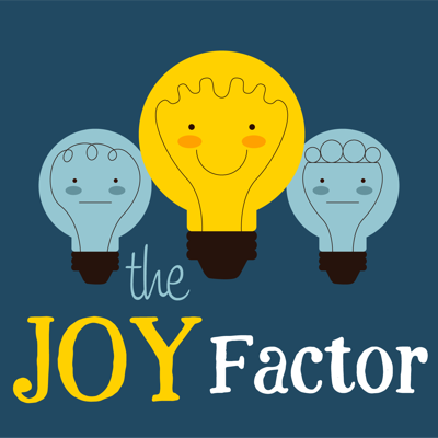 The Joy Factor is a podcast for anyone with a desire to create more joy in their lives.  Therapist,  life coach and yoga teacher,  Julie Hanson interviews experts in the field of mental health and wellness along with everyday people who've got their own take on how to be on the hunt for joy even in the midst of struggle. She's on a quest to connect her listeners with the tools, tips and inspiration to claim their right to joy!
