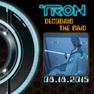 Cover art for 37 TRON: Legacy