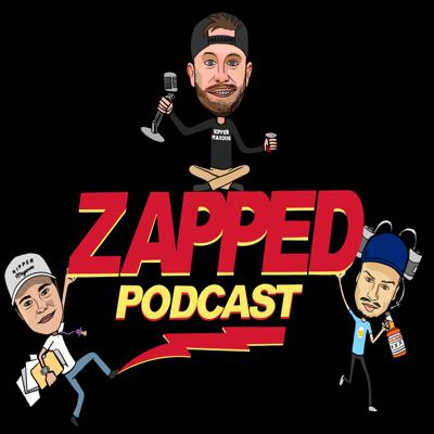 Straight from the booth to the podcast universe Bob Menery and Peter present ZAPPED! A raw, unfiltered, R-rated dive into the weeks most prevalent sports, entertainment, and pop culture topics. This isn't the same old run of the mill, hot take, boring sports show, this is the Menery Sports Network! No topic is off limits! With guests ranging from actors and athletes to gambling experts and the occasional crackhead, you most certainly do not want to miss out on Bob and Peter's weekly broadcast. ARE YOU READY TO GET ZAPPED, ITS GAME TIME!