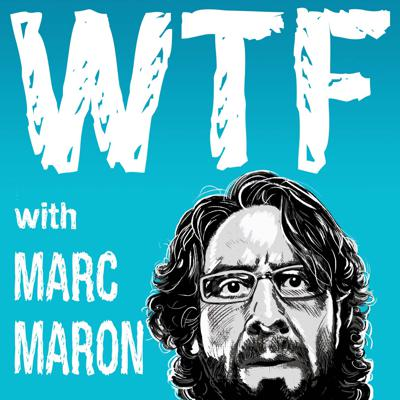 Marc Maron welcomes comedians, actors, directors, writers, authors, musicians and folks from all walks of life to his home for amazingly revealing conversations. Marc's probing, comprehensive interview style allows guests to express themselves in ways listeners have never heard.