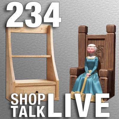 Cover art for STL234: When animation inspires your furniture designs