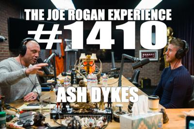 Cover art for #1410 - Ash Dykes