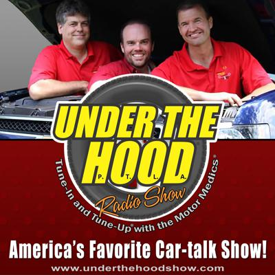 Cover art for Possibly The Craziest Automotive Episode We Have Had