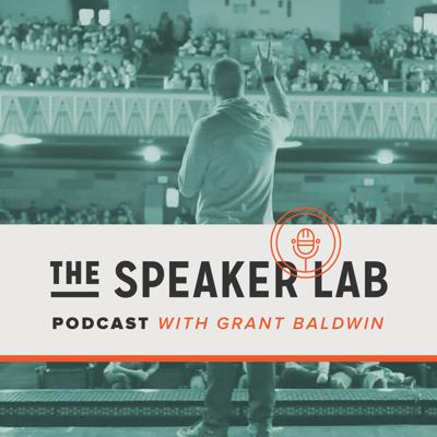 Grant Baldwin from The Speaker Lab podcast will be sharing speaking business tactics, tips, and strategies from his own experience, case studies, and interviewing the experts. Whether you're just getting started trying to get your first booking or you're a veteran speaker looking to build and grow your business, this is for you.   Grant has built a multiple six-figure per year business as a speaker having presented to over 500,000 people in over 450 paid speaking gigs. We'll talk about speaker marketing, working with speaker bureaus and agents, keynote speaking, building your platform, negotiating fees, social media marketing, networking, storytelling, humor, operating the business and so much more!