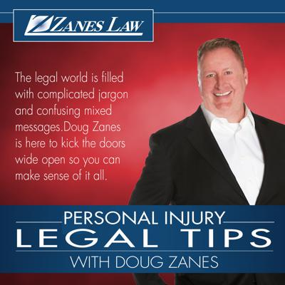 Zanes Law's Personal Injury Legal Tips