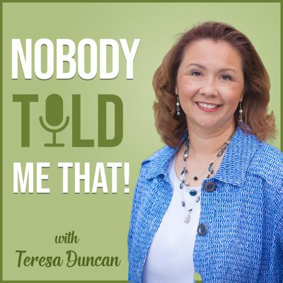 Teresa Duncan explores the dental business from behind-the-scenes of the industry to tackling management and business issues in the office. Frequent co-host Kevin Henry throws in his viewpoint. We don't want you to ever be in positions where you find yourself saying