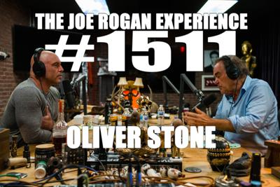 Cover art for #1511 - Oliver Stone
