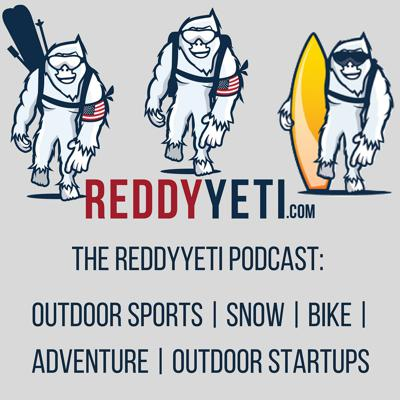 Discover innovative startups in the outdoor sports industry (skiing, climbing, kayaking, etc.) and listen to the stories of brands that are paving the way for the future of the industry. Join Josh Salvo as he sits down with the founders of the companies that are progressing their sports.   For each brand we feature on The ReddyYeti Podcast, we host a giveaway of their products. Find out more at http://www.reddyyeti.com/  Hosted by Josh Salvo  Produced by Matthew Dello Buono