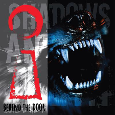 Cover art for Behind the Door: Shadows and Teeth