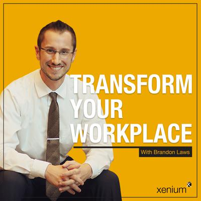 The Transform Your Workplace Podcast covers everything you need to build a great workplace. Industry experts, thought-leaders, HR experts and entrepreneurs join us to discuss big ideas that can transform your organization. Each week we cover a new topic, ranging from HR, communication and culture to business growth, leadership and workplace trends. Access more episodes, subscribe, and learn more.