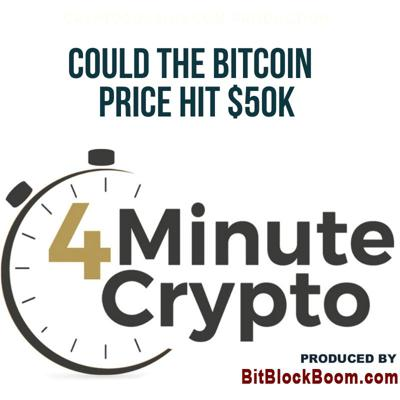 Cover art for Could The Bitcoin Price Hit $50K