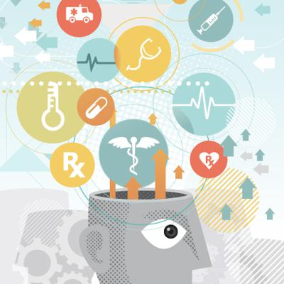 Cover art for March 2021 Medical News Summary