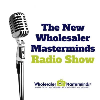 Listen to the experts that we have gathered share their thoughts on this podcast that's custom designed just for financial services wholesalers and their leaders. We'll bring you authors, speakers and thought leaders that help you improve the art, science and lifestyle of your practice. For more, visit us at http://wholesalermasterminds.com
