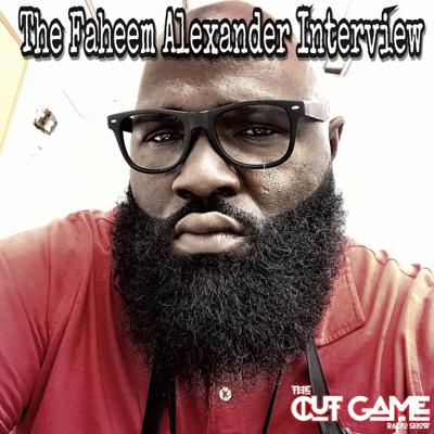 Cover art for #33  The Faheem Alexander Phone Interview