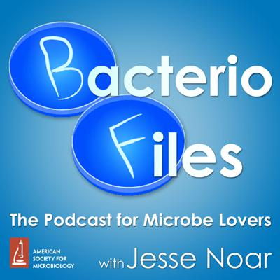 The podcast for microbe lovers: reporting on exciting news about bacteria, archaea, and sometimes even eukaryotic microbes and viruses.