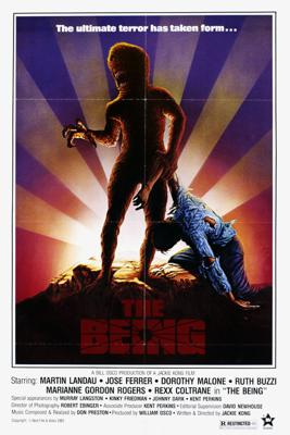 Cover art for #253 – The Being (1983)