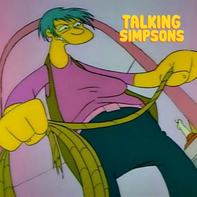 Cover art for Talking Simpsons - Some Enchanted Evening With Thad Komorowski