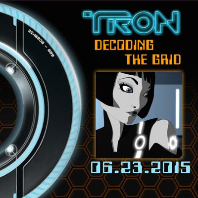 Cover art for 33 TRON: Saving the Grid