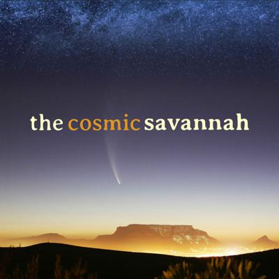 Cover art for The Cosmic Savannah Ep. 16: The Transit of Mercury