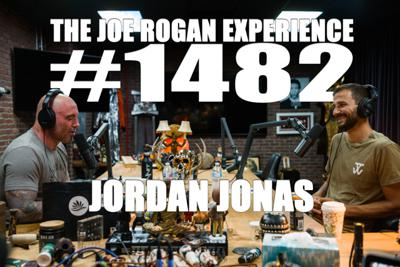 Cover art for #1482 - Jordan Jonas