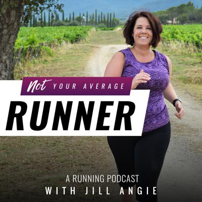 The Not Your Average Runner Podcast teaches plus-size, mid-life women practical ways to start running in the body they have right now. Certified Running & Life Coach Jill Angie combines her real-life experience and coaching wisdom to help women find joy in learning to run in a way that honors their unique size, shape, speed or age. You'll be surprised at how much you can enjoy running when you know how to do it! Download a free one-week jumpstart plan to get started today at www.notyouraveragerunner.com/start.
