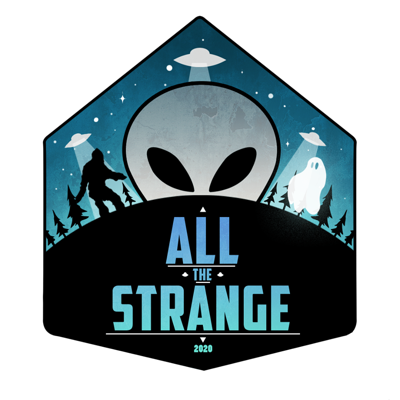 Cover art for Bonus Episode: All the Strange!