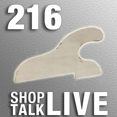 Cover art for STL216: Accessorizing your new tablesaw