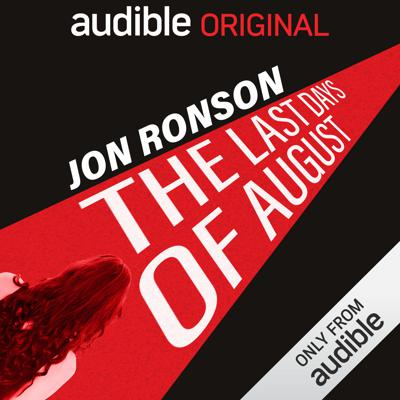 Jon Ronson, the creator of Audible Original The Butterfly Effect, delves into the pornography industry again as he unravels the never-before-told story of what caused a beloved 23-year-old actress's untimely death.