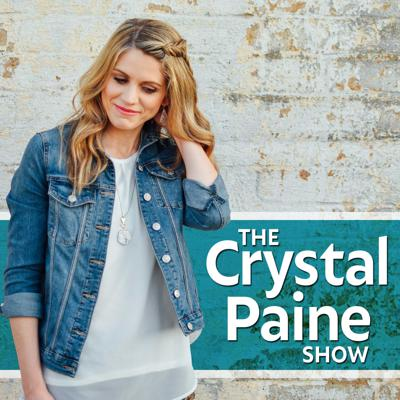 The Crystal Paine Show is dedicated to helping you embrace life right where you are and take practical steps to get where you want to go.  Crystal says,