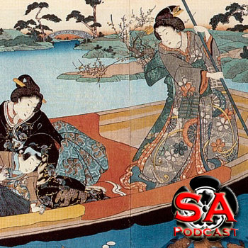Cover art for EP158 Travel and Tourism in Premodern Japan P2