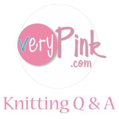 VeryPink Knits, the companion podcast to the VeryPink Knits YouTube channel, focused on answering your knitting questions.  With Staci Perry and Casey Bernard.