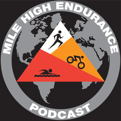 The Mile High Endurance Podcast is recorded in Denver, Colorado.   55 miles to the north is the triathlon 'Mecca' of Boulder, home of some of the most prominent pros in triathlon and related sports.  56 miles to the south is the US Olympic Training Center in Colorado Springs.  The Olympic Complex in Colorado Springs is the flagship training center for the U.S. Olympic Committee and the Olympic Training Center programs.  The 110 mile stretch between Boulder and Colorado Springs is one of the fittest and athletic populated areas in the world.  I share these statistics, not so much to brag but to give you the listener context for what the culture and vibe is here in the Mile High area.  The objective of the Mile High Endurance Podcast is to connect you to the triathlon community and empower you to achieve your triathlon and fitness goals.   Each month we will take subjects that you are interested in and connect your interests with news, expert interviews, and information about services and products in a way that inform your decisions to achieve your full potential in the sport.