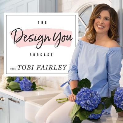 """The Design You Podcast is for interior designers and creatives looking to slow down, get rid of """"busy,"""" and live in health, wealth and wholehearted joy. Develop the confidence and the knowledge to make authentic choices that will improve your life, redesign your health, and grow your business like never before. You've been designing everyone else's lives, homes and special moments, but now it's time you design you! It's time for you to redefine what success looks like in your life. If you would like even more support for designing a business and life you love, check out my exclusive monthly coaching program, Design You, at TobiFairley.com!"""