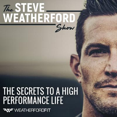 You want a high performance life, but you get lost in 'how' to get there. In the Steve Weatherford Show, former NFL Super Bowl Winning Champion, entrepreneur, philanthropist and father of 5, Steve Weatherford peels back the layers to decode the secrets of a high performance life. Including unscripted, real conversations with the world's best, you'll never be the same. Tune in every week to hear the real life stories of the worlds best athletes, coaches, and entrepreneurs and discover real world advice you need to reset your body and mind. Connect with Steve on Instagram @weatherford5 For show notes and resources go to https://weatherford5.com/