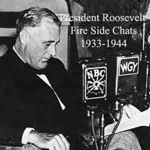 FDR Fireside Chats and Speeches
