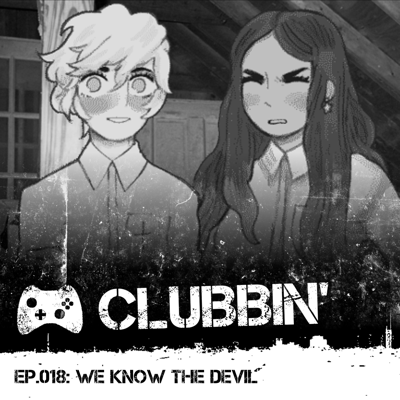 Cover art for Ep.018 — We Know the Devil