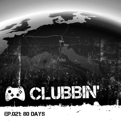 Cover art for Ep.021 — 80 Days