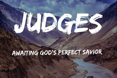 Cover art for Judges 7:24-8:35