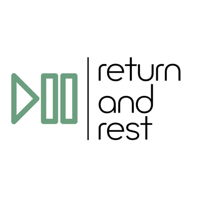 5-minute soundtracks containing spoken wisdom from Scripture and soothing music, intended to help you return to a place of rest in the awareness of God's love and Heaven's peace. Episode transcripts and more info available at www.returnandrest.org.