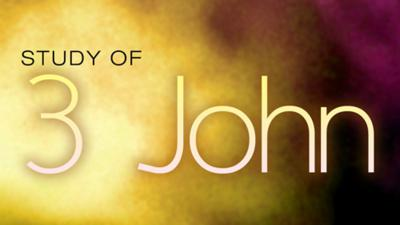 Cover art for 3rd John - An Introduction