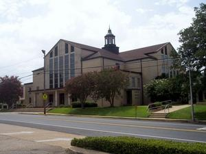 First Baptist Church Pineville