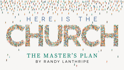Cover art for The Master's Plan - PDF