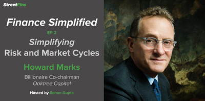 Cover art for EP 2 – Simplifying Risk and Market Cycles with Howard Marks of Oaktree Capital