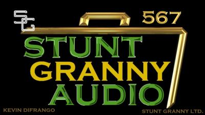 Audio Updates – Stunt Granny