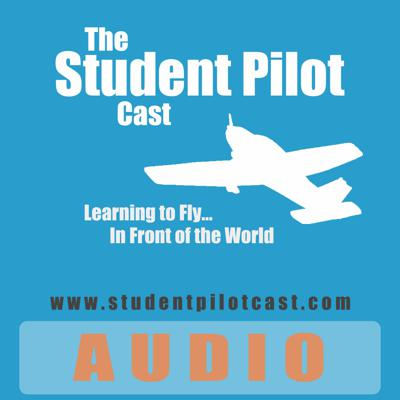 Learning to fly…in front of the world.  A Podcast about flight training. Follow Bill as he progresses through his flight training. This is the audio only feed.  The audio podcasts are NOT the same content as the video podcasts, so if you want all the content, please subscribe to both.  The audio feed is more tied to the student experience, in cockpit training, with a few features and special events.  The video feed includes in-cockpit video sometimes, but is more feature oriented and does not typically coincide as closely with the training.