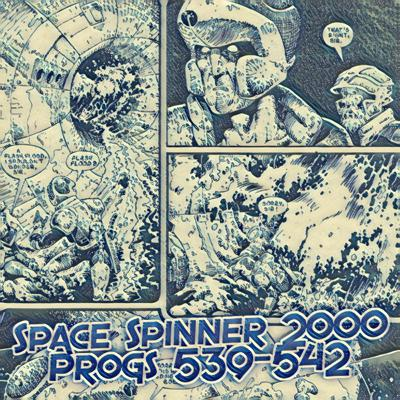 Space Spinner 2000