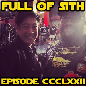 Cover art for Episode CCCLXXII: Grant Imahara