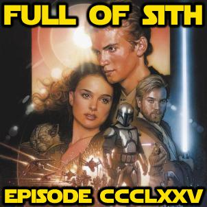 Cover art for Episode CCCLXXV: Attack of the Clones