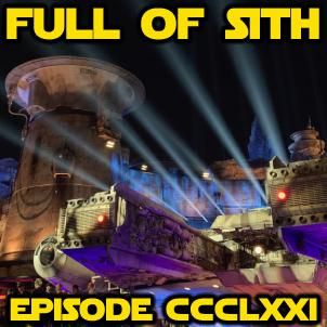 Cover art for Episode CCCLXXI: Rumors and Disneyland